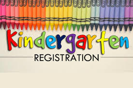 Time to Register for Kindergarten