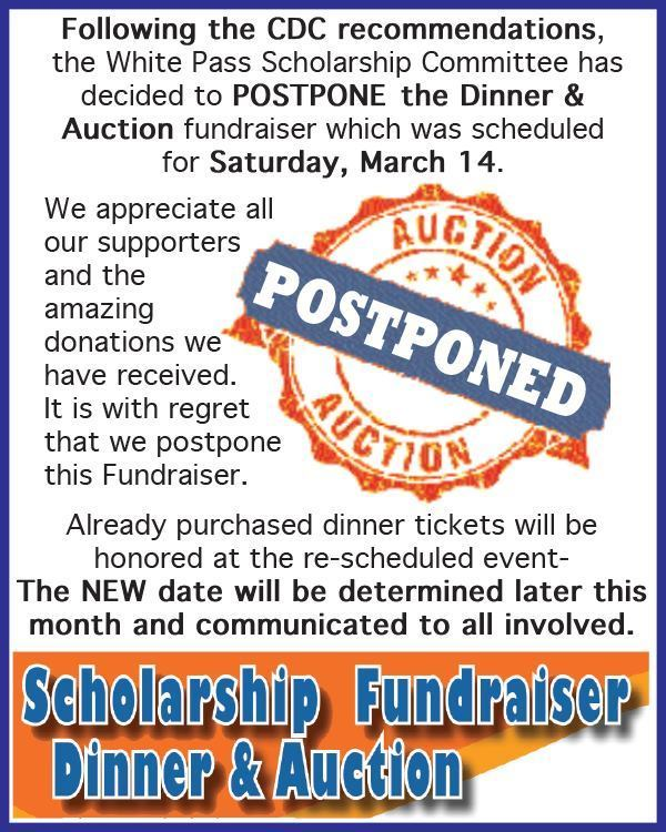Scholarship Auction - Postponed